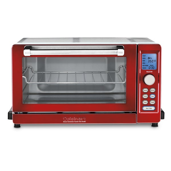 Cuisinart TOB135MR Convection Toaster Oven/Broiler (Metallic Red) - Free Shipping Today ...