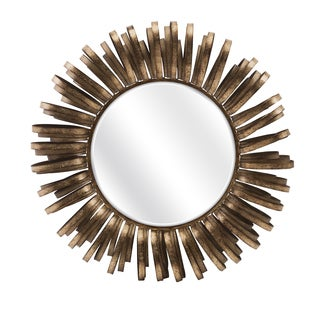 "Harlin Wall Mirror (34.75""d x 5.5"")"