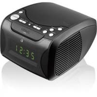 GPX Desktop Clock Radio - Apple Dock Interface - Proprietary Interfac