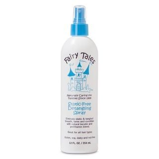 Fairy Tales Static Free 12-ounce Detangling Spray