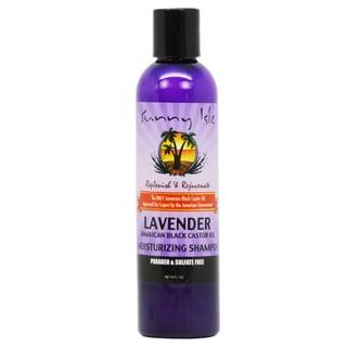 Sunny Isle Lavender jamaican Black Castor Moisturizing 8-ounce Shampoo