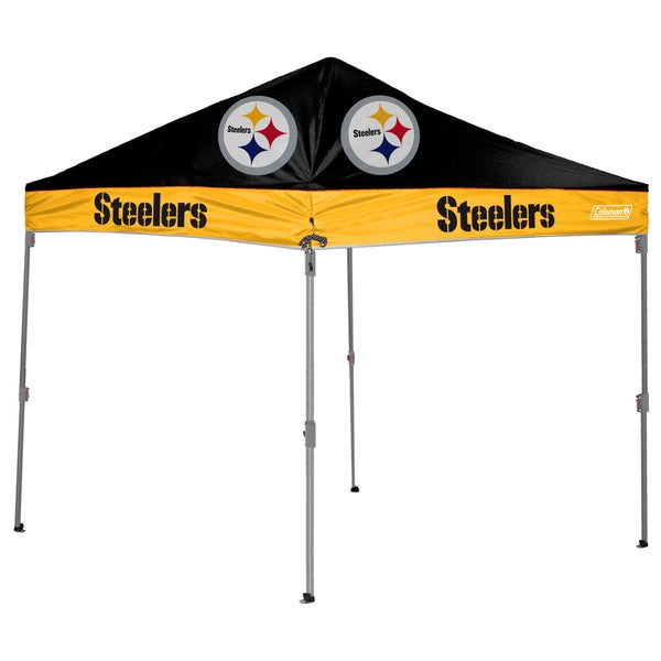 NFL 10x10 Canopy Pittsburgh Steelers