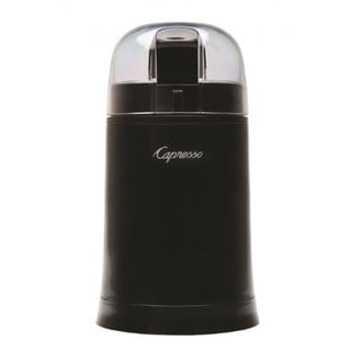 Capresso Cool Grind Coffee/Spice Grinder in Black