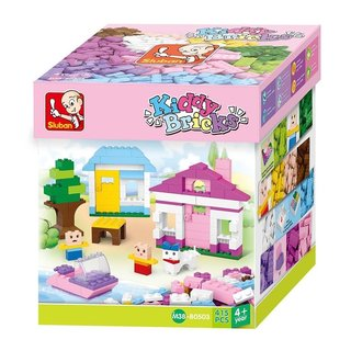 Sluban Interlocking Bricks Kiddy Bricks Soft