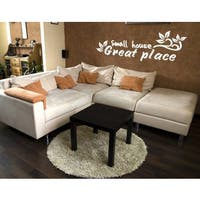 'Small House' Home Decor Wall Decal