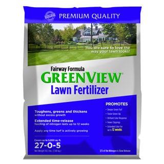 Fairway Formula Lawn Fertilizer Zero Phosphate 27-0-5 (La...