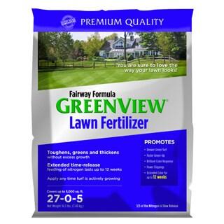 Fairway Formula Lawn Fertilizer Zero Phosphate 27-0-5