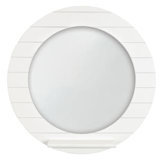 Selections by Chaumont Beachcomber Circular Wall Mirror