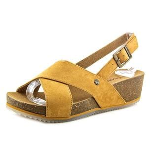 Bearpaw Women's 'Renee' Microfiber Sandals