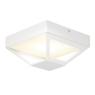 Kichler Lighting Contemporary 1-light Matte White LED Mini-Flush Light