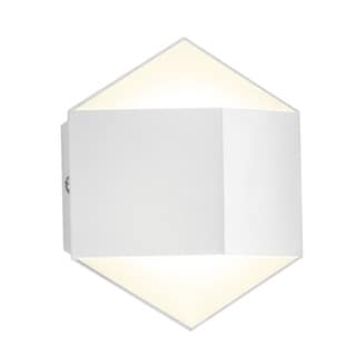 Kichler Lighting Contemporary 1-light Painted White LED Wall Sconce