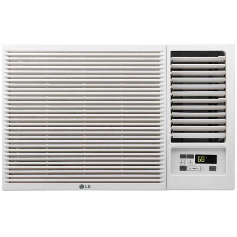 LG LW8016HR 7,500 BTU 115V Window-mounted Air Conditioner...