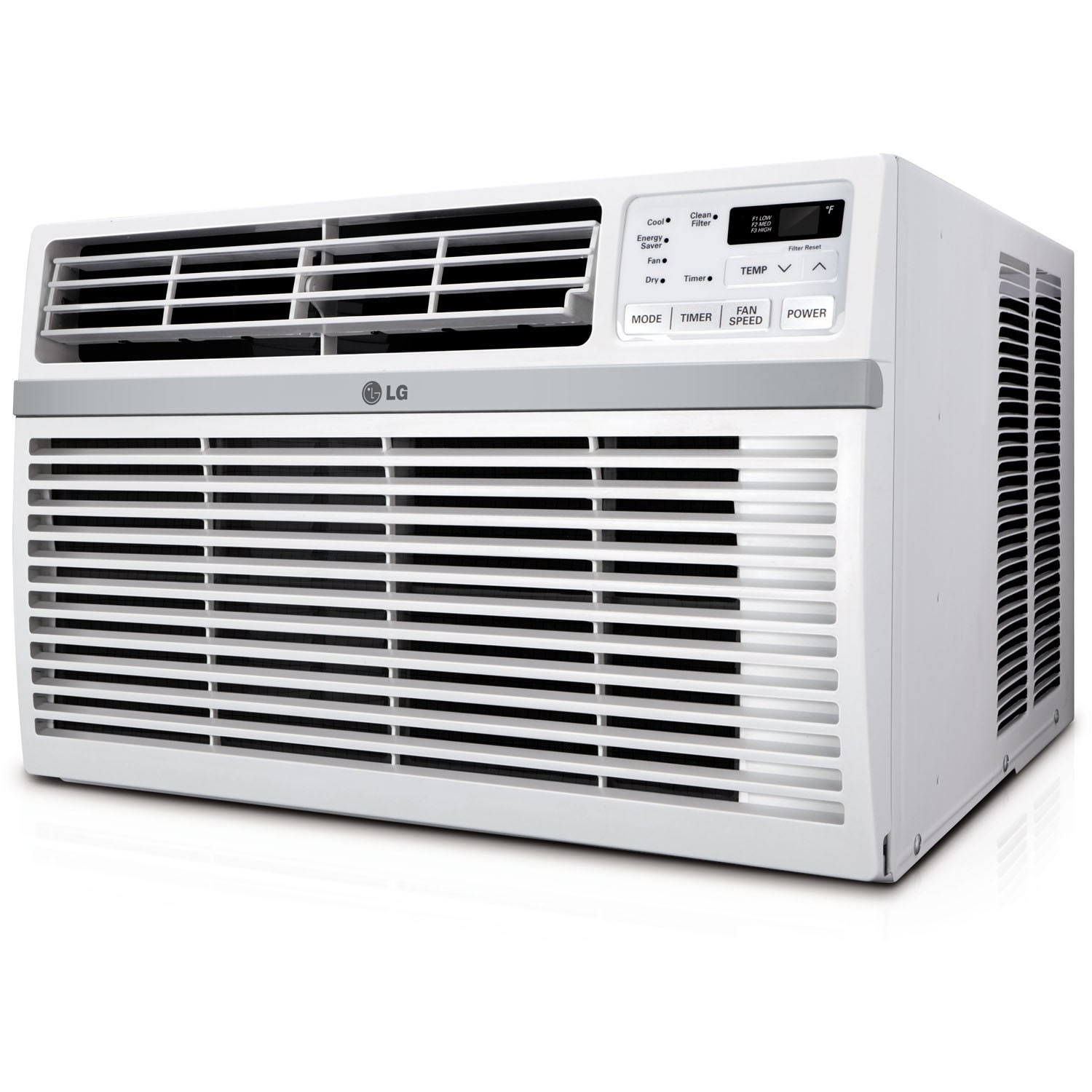 LG LW1216ER 12,000 BTU 115V Window-mounted Air Conditioner w