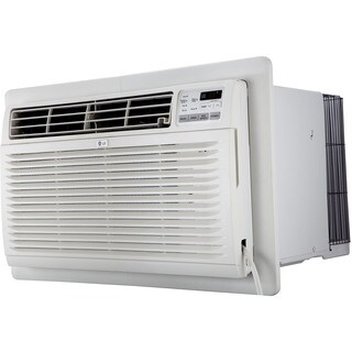 LG LT1216CER 11,500 BTU 115V Through-the-Wall Air Conditioner with Remote Control