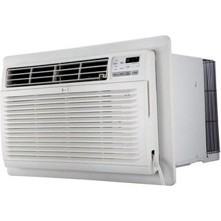 LG LT1016CER 9,800 BTU 115V Through-the-Wall Air Conditioner with Remote Control - White