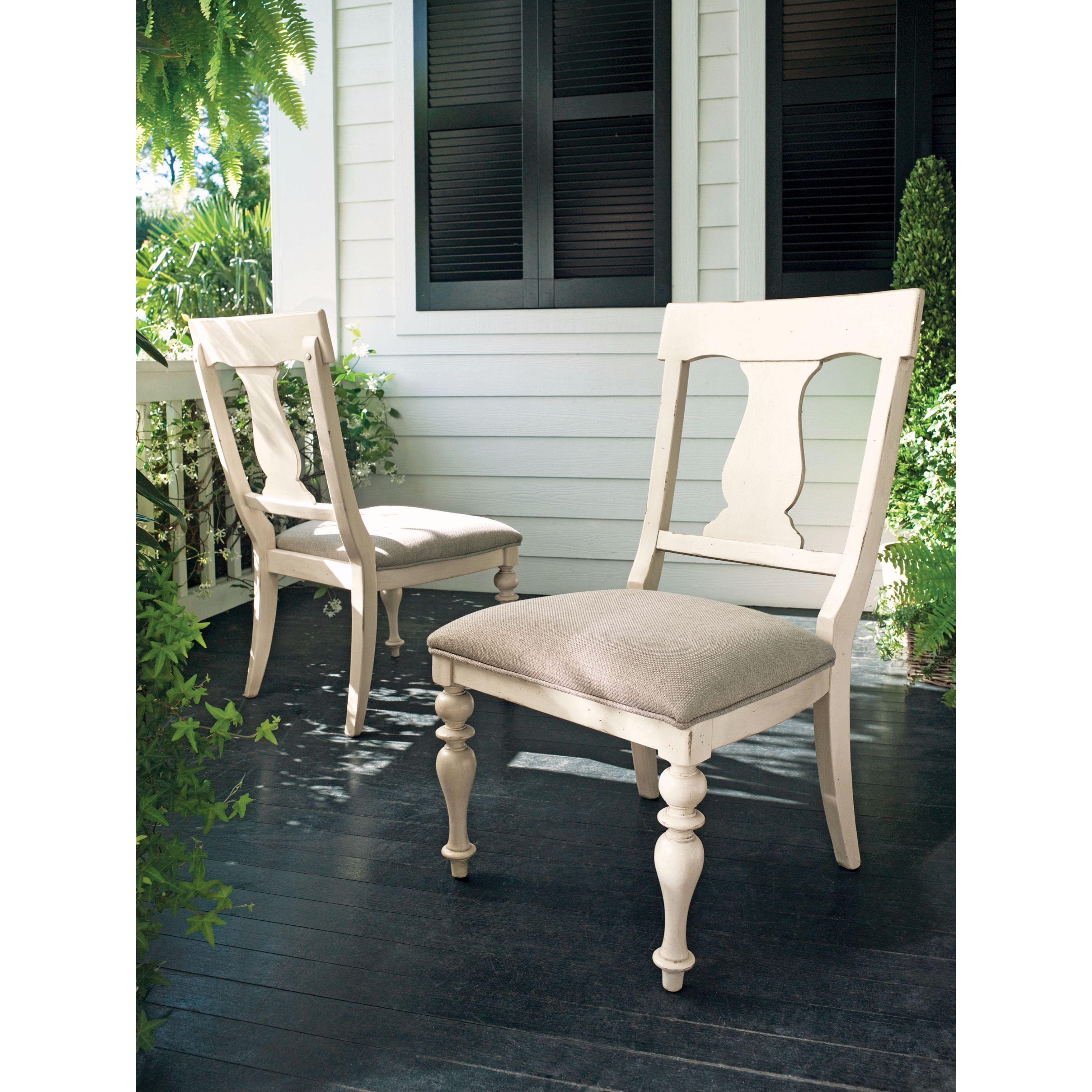 PAULA Deen Home Paula's Side Chair in Linen Finish (Set o...