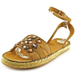 Yellow Box Women's 'Jinny' Faux Leather Sandals