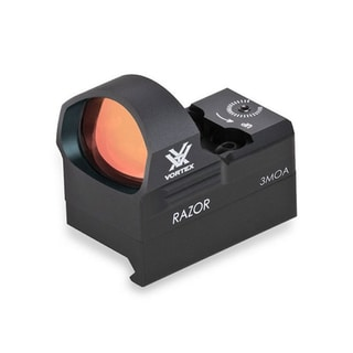 Vortex RZR-2001 Razor Red Dot Sight - 3 MOA Dot
