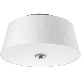 Progress Lighting P3739-09 Arden 2-light Flush Mount