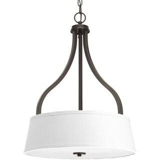 Progress Lighting P3905-20 Arden 3-light Inverted Pendant