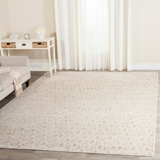 Safavieh Handmade Mirage Modern Beige Wool/ Viscose Area Rug (9' x 12')|https://ak1.ostkcdn.com/images/products/11628298/P18562880.jpg?impolicy=medium