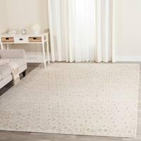 Safavieh Handmade Mirage Modern Beige Wool/ Viscose Area Rug - 9' x 12'