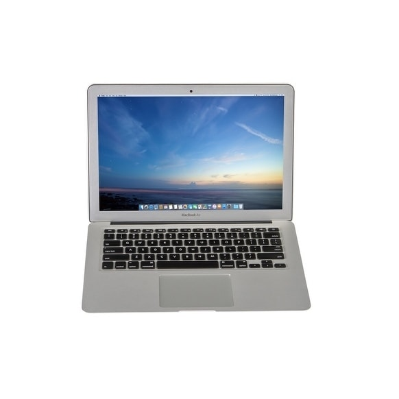 b18a3dc14b3 Shop Apple Macbook Air MD231LL A Dual Core i5 13.3-inch 8GB RAM 128GB SSD-  Refurbished - Free Shipping Today - Overstock - 11628300