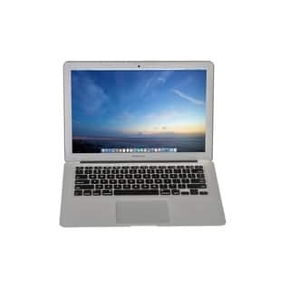 Apple Core i5 Laptop 13-inch MacBook Air Laptop (Refurbished)|https://ak1.ostkcdn.com/images/products/11628300/P18562890.jpg?impolicy=medium