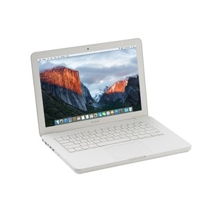 Apple Core 2 Duo 13-inch MacBook Laptop Computer with Unibody Design (Refurbished)