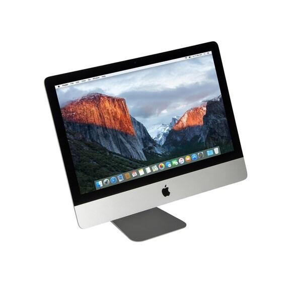 apple 21.5 imac desktop computer review