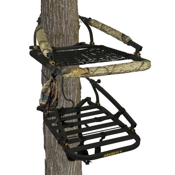 Shop Muddy Stalker Climber Treestand Free Shipping Today