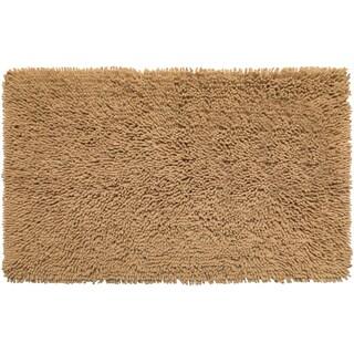 Shaggy Cotton Chenille Bath Rug (21 x 34) (3 options available)