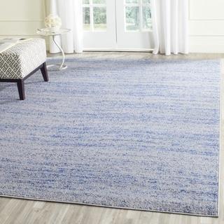 Safavieh Adirondack Modern Blue/ Silver Rug (2' 6 x 4')