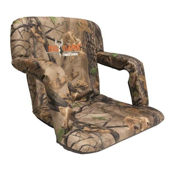Shop Big Game Deluxe Stadium Bucket Chair - Free Shipping Today ...