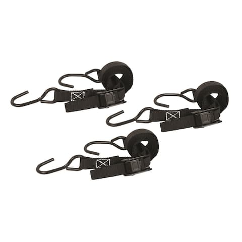 Big Game Cam Buckle Strap 3 Pack