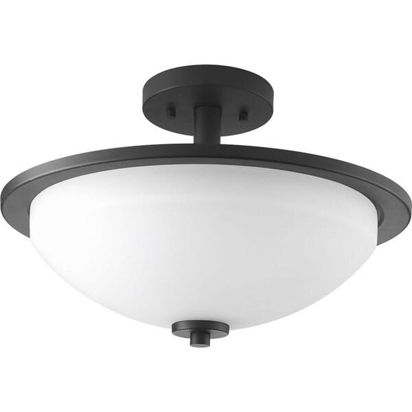 Progress Lighting P3424-31 Replay 2-light Semi-flush