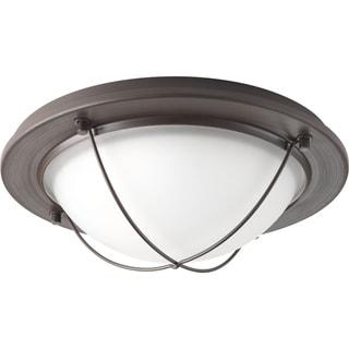 Progress Lighting P3658-2030k9 Portal LED 1-light LED Flush Mount with AC LED Module