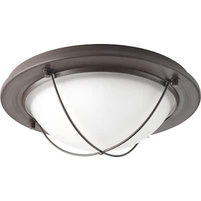 Progress Lighting P3658-2030k9 Portal LED 1-light LED Flush Mount with AC LED Module - N/A