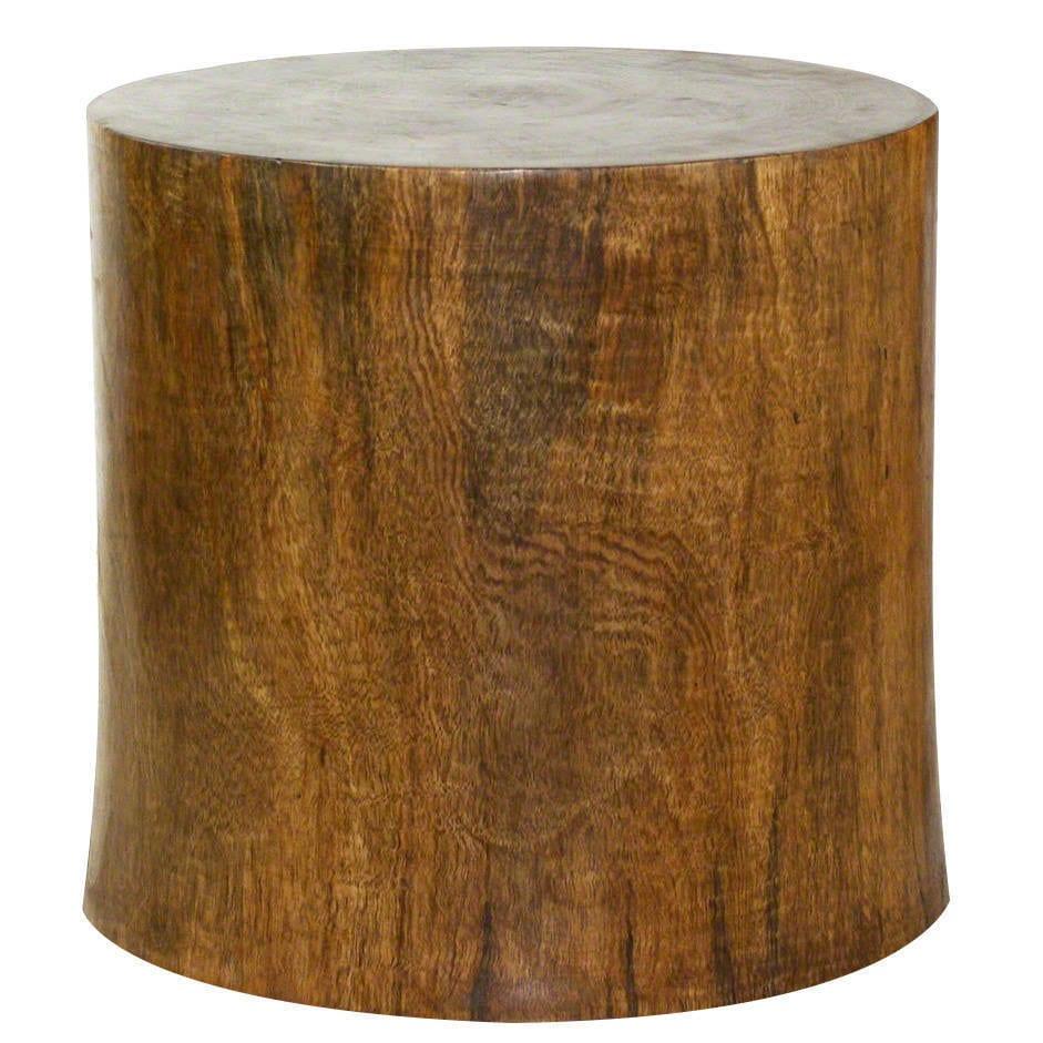Handmade Haussmann Antique Oak Oil Mango Stump (Thailand)...