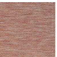 Safavieh Indoor/ Outdoor Courtyard Red/ Beige Rug - 6' 7