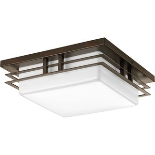 Progress Lighting P3447-2030k9 Helm 1-light Wall/ Ceiling LED Flush Mount Wac LED Module 11-inch