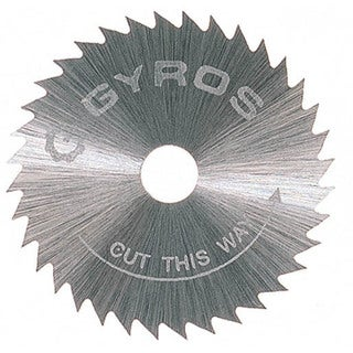 "Gyros Tools 81-20715 3/4"" Course Tooth Gyros Steel Saw Blade"