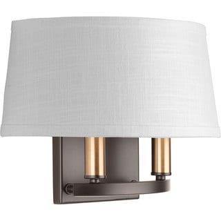 Link to Progress Lighting P7172-20 Cherish 2-light Wall Sconce Similar Items in Sconces