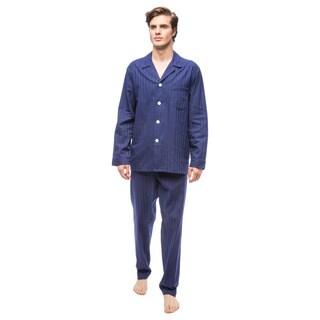 Men's Get the Blues Cotton Pajama Set