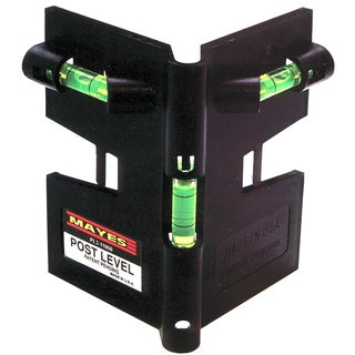 Mayes 11060 Magnetic Post Level