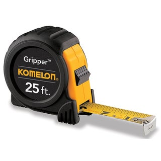 Komelon USA 5425 25' Gripper Tape Rule
