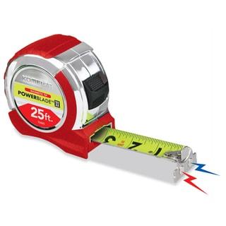 "Komelon USA 72425 1.06"" X 25' Magnetic Powerblade II Tape Rule"