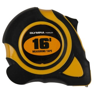 "Olympia Tools 43-232 3/4"" X 16' Tape Measure"