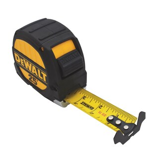 "DeWalt DWHT33975 1-1/4"" X 25' Tape Rule"