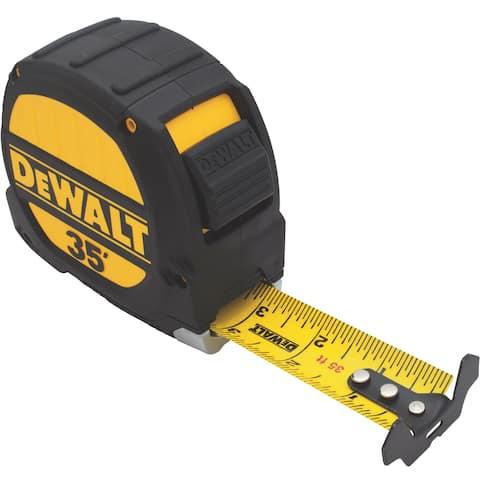 """DeWalt DWHT33976 1-1/4"""" X 35' Tape Rule"""